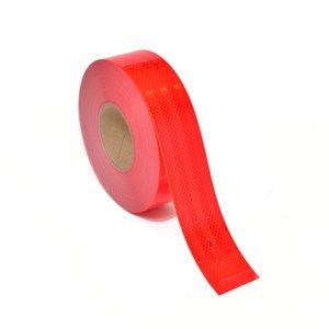 13274 Ääreismerkintänauha Punainen 55mm x 50m rulla
