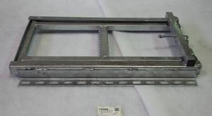 10369 inskjutbar stege Zn 2-steg (monteras bak)