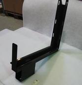verktygslådskonsol H=650mm, Zn  =>bilar