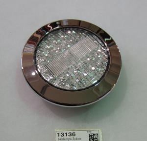 Peruutusvalo Jokon LED 24V pyöreä 155mm Valkoinen
